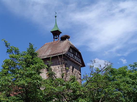 Storchenturm Zell a.H.