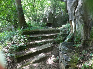 Zeit für einen Geocache: Lost Place an der Rur (GC4DY1Q)