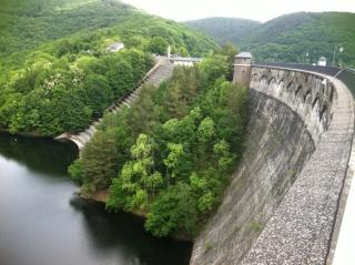 Urfttalsperre Nationalpark Eifel