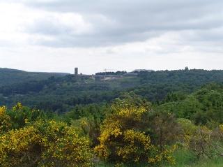 BUrg Vogelsang Nationalpark Eifel