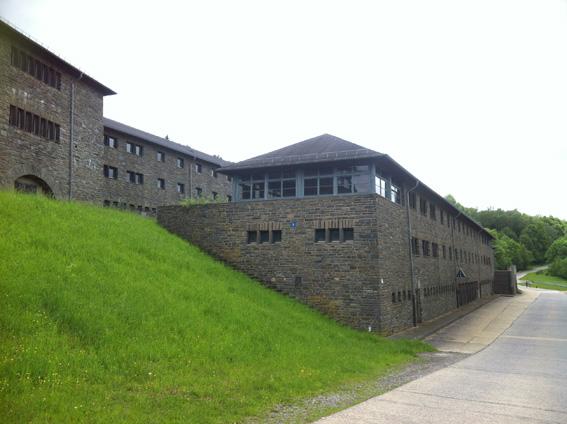 Ordensburg Vogelsang Nationalpark Eifel