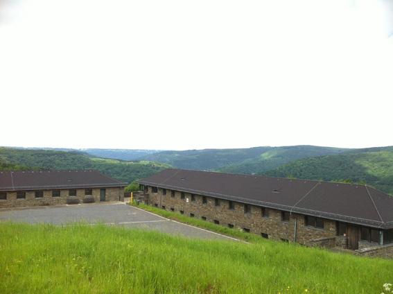Nationalpark Eifel Ordensburg Vogelsang