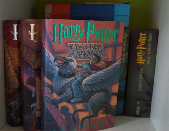 Mein Bücherregal Blogparade (2)