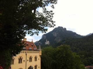 Zwischen Kitsch und Magie - Königsschlösser Hohenschwangau und Neuschwanstein