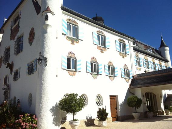 Hotel Bonnschlössl in Bernau